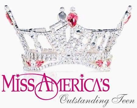 Miss America S Outstanding Teen Crown 105